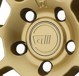 Motegi MR135 Center Cap Gold fits ALL Motegi MR135 Wheels