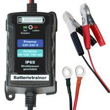 LODCHAMP 6V/12V KFZ Batterie Erhaltungsladegerät Erhaltungsgerät Batterietrainer