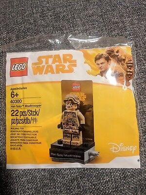 OVP LEGO® Star Wars POLYBAG SET  40298-40300 NEU