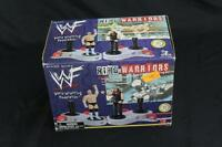Wwf Wwe Ring Warriors Wrestling Set Undertaker & Stone Cold Titan 1998
