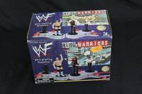 Wwf Wwe Ring Warriors Wrestling Set Undertaker & Stone Cold Titan 1998