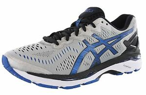 official photos 47ca3 1dd98 Details about ASICS MENS GEL KAYANO 23 2E WIDTH T647N 9345 RUNNING SHOES