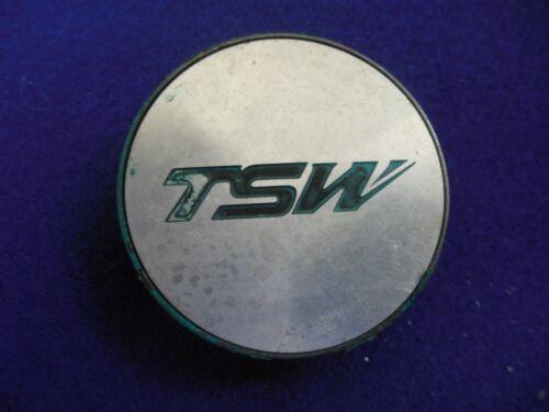 "TSW WHEEL CAP NO PN#  APX 2 1//2/"" DIAMETER"