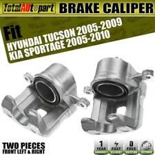 FOR Hyundai Tucson Kia Sportage 2 X Front Brake Hose 587312 E000
