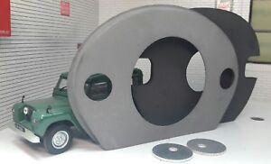 Schott-Lenksaeule-Deckeldichtung-amp-Scheiben-303995-Land-Rover-Serie-1-2-2a