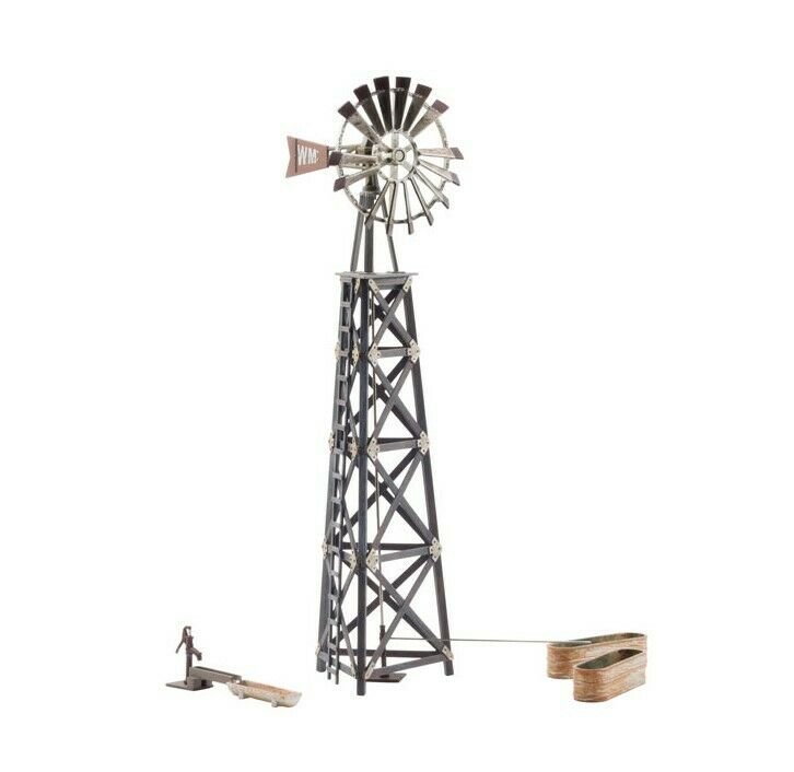 Bachmann Woodland scenics ® - vieja molino br5867 (pista 0)