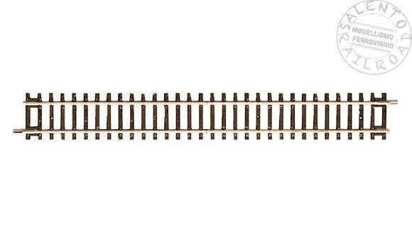 ROCO LINE 42410 - G1 track straight long 230 mm cod. 83