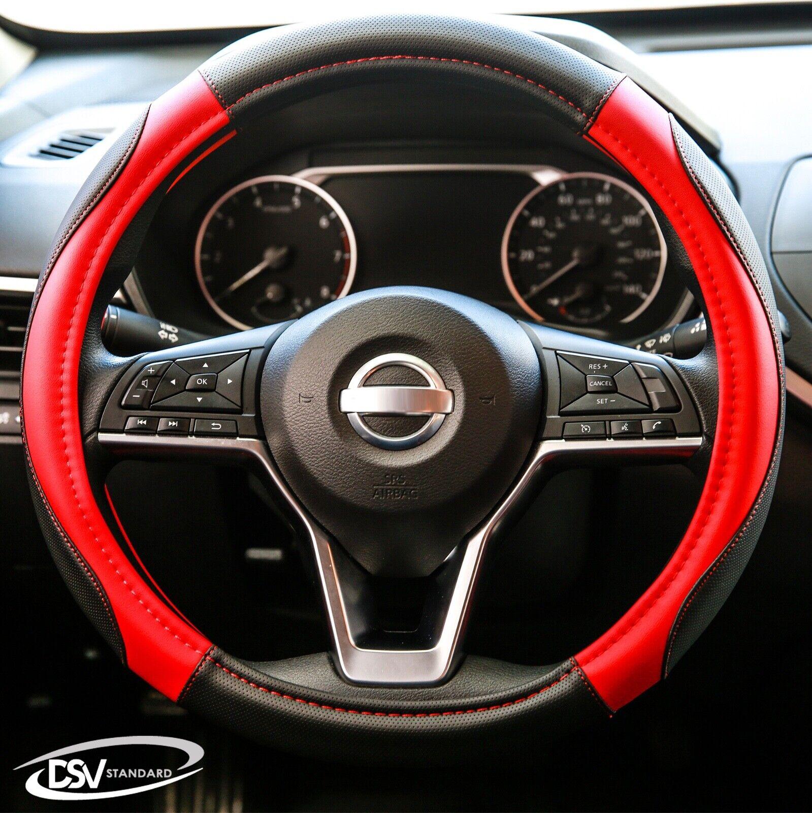 Pilot Alumni Group SWC-930 Leather Steering Wheel Cover Collegiate Georgia Bulldogs