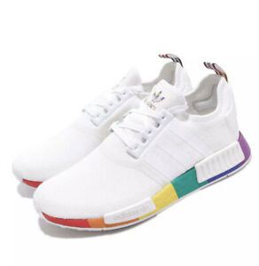 Details about adidas Originals NMD_R1 Pride Rainbow BOOST LGBTQ Men Women Casual Shoes FY9024