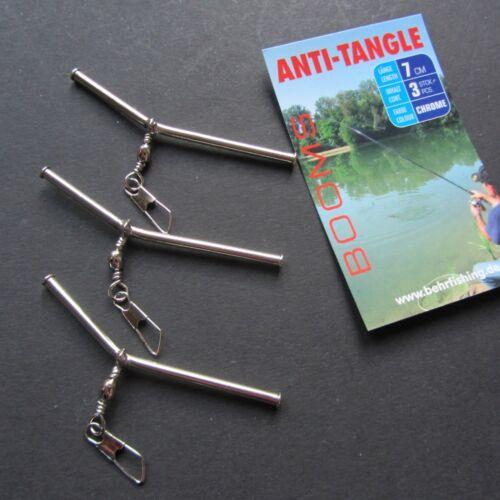 """Anti Tangle,Futterkorb Abstandhalter /""""chrom/"""" abgewinkelt verschiedene Längen"""