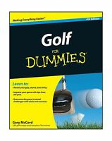 Golf For Dummies Free Shipping