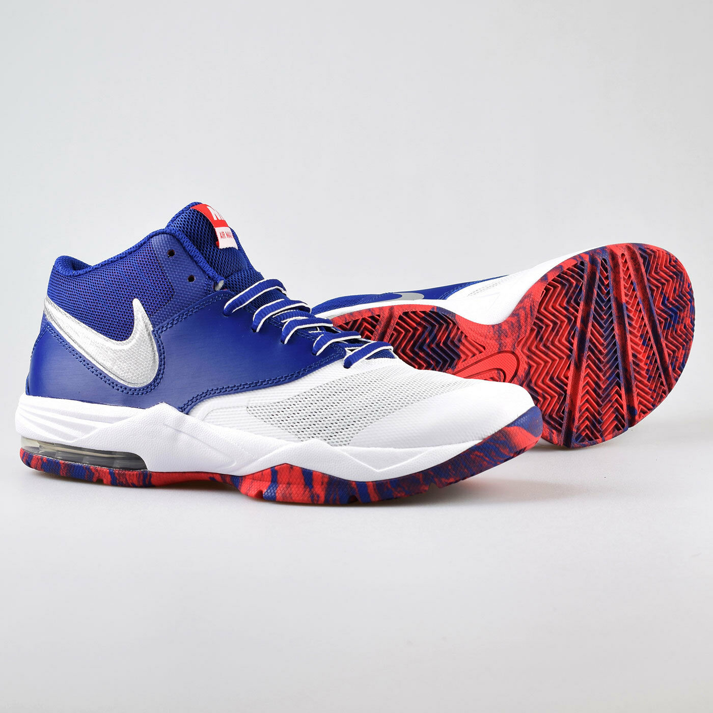 Nike Air Max Emergent Basket Bleu 818954-104 NEUF T. 42,5