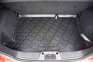 BAC DE Coffre sur Mesure Renault Clio 4 Depuis 2012 Tapis