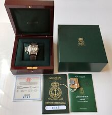 Graham Chronofighter Overlord 1944-2004 *** Limited Edition  ** #145 of only 250