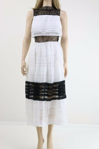 Size 10 Dress Overlay Color Uk Lace Mesh Cocktail Boohoo Women's Multi Midi 46RqxOw