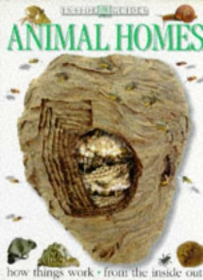 Animal Homes (Inside Guides)