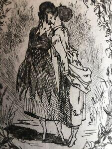 Curiosa-EO-Un-ete-a-la-Campagne-1868-Lesbianisme-DROZ-Poulet-Malassis-ROPS