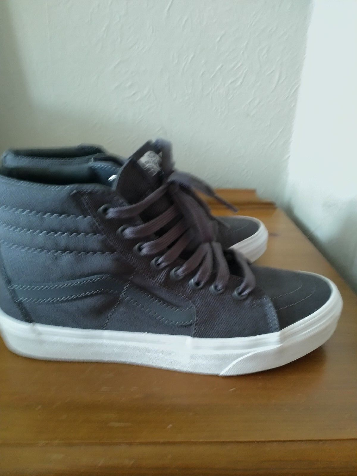 MEN'S VANS OF SIZE THE WALL SKATEBOARD SHOE SIZE OF 6 EUR 39 Worn Once Only Used 23ec5f