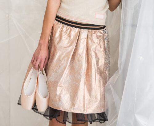 ELISA CAVALETTI Rock//Skirt Lana Swing Gr S,M *Herbst//Winter  17//18*