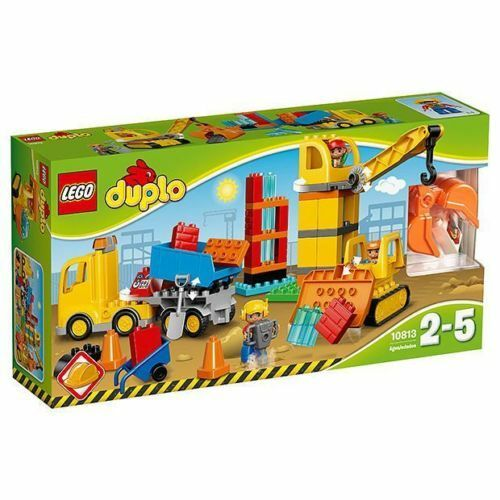 LEGO DUPLO Town Big Construction Site 10813