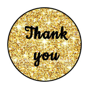 48-x-Thank-You-For-Your-Business-teacher-sweet-cone-Stickers-glitter-style