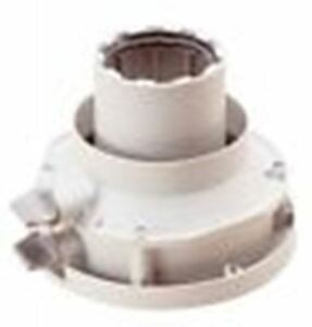WORCESTER GREENSTAR GAS 100MM VERTICLE ADAPTOR 7719002432
