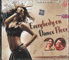 EVERYBODY ON DANCE FLOOR - PREM RATAN DHAN PAYE - BOLLYWOOD SOUNDTRACK 2 cd set