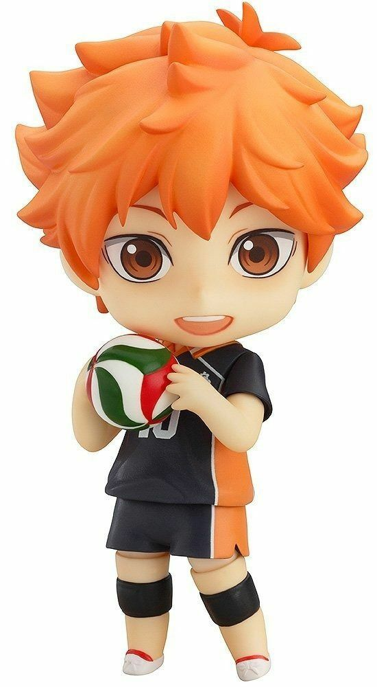 Nendoroid 461 Haikyu   Shoyo Hinata Figure Good Smile Company from Japan