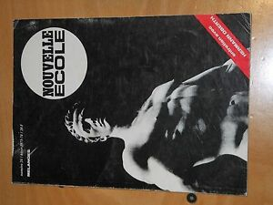 MELANGES-IN-REVUE-NOUVELLE-ECOLE-N-24-HIVER-1973-74-RARE-amp-EPUISE