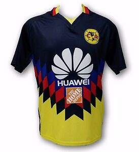 99cb99da005 Club America Men s Home 2017 Soccer Jersey Made in Mexico