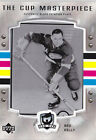 06-07 The Cup Red Kelly 1/1 Masterpiece Black Printing Plate Wings 2006