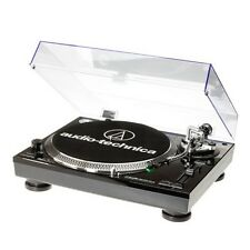 Audio Technica AT-LP120USBHC Plattenspieler mit Direktantrieb inkl. Tonabnehmer
