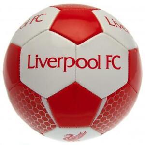 Liverpool Football Club LFC Official Size 5 Vector Design Ball Badge Crest 5037970063761 | eBay