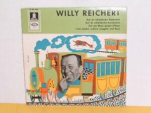 SINGLE-7-034-WILLY-REICHERT-AUF-DER-SCHWABSCHE-EISEBAHNE-EP