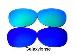 Galaxie rechange lentilles pour Ray-Ban RB2132 NEUF WayFarer bleu et ... c3ec93282161