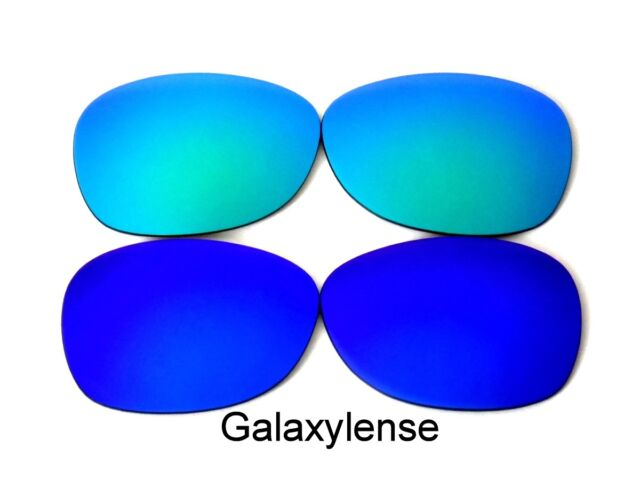 95cdaa9439c7c Galaxy Replacement Lenses For Ray Ban RB2132 New Wayfarer Blue Green 52mm  2Pair