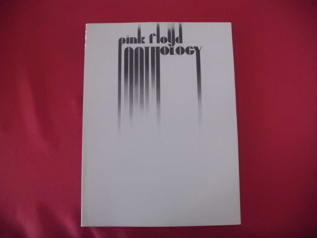 Pink Floyd - Anthology . Songbook Piano Vocal Guitar PVG