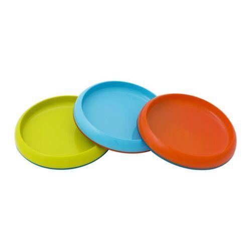 Boon Plate Edgeless Kids Nonslip Plate 3PK 2 Options Food Dish Tableware