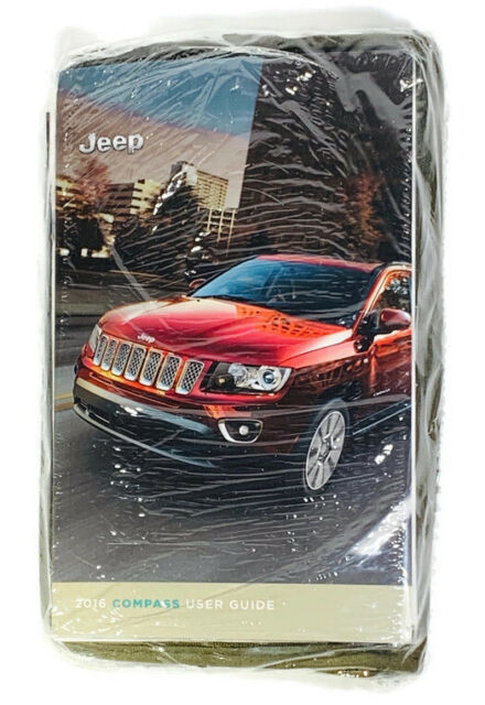 2018 Jeep Compass Owners Manual User Guide And Case Manual Guide