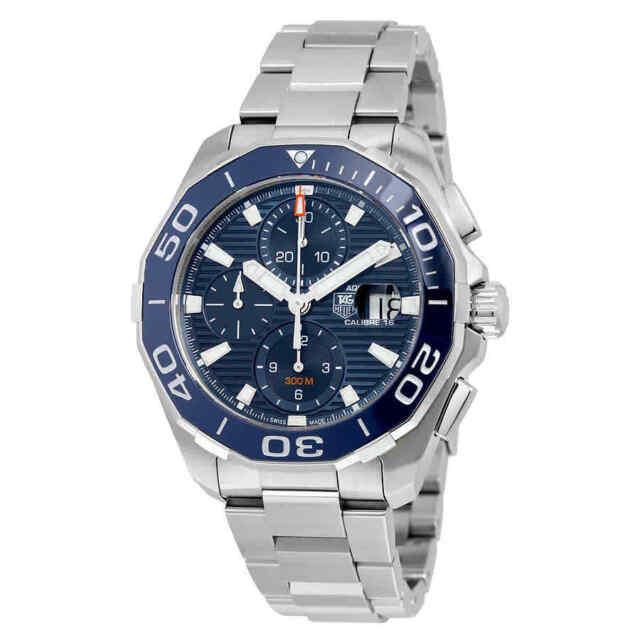 3aaa168ba0d Tag Heuer Watch Aquaracer Caliber 16 Blue Dial Cay211b.ba0927 Men ...