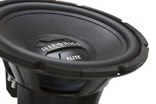700 Watts High Quality Hifonics Subwoofer for Big Sound for all Cars BZE12D4