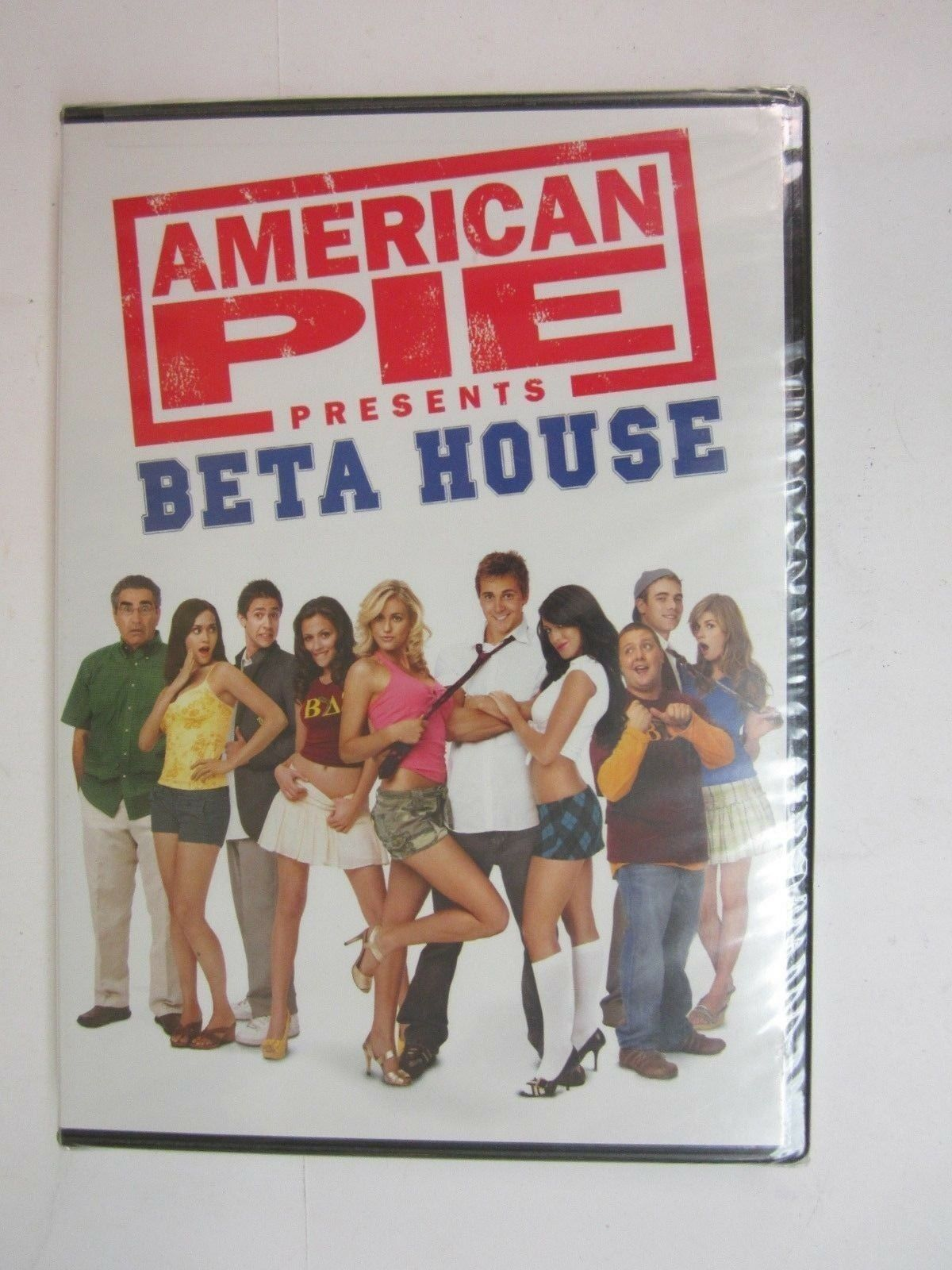 American Pie Presents Beta House Full Movie american pie presents: beta house (dvd, 2007, full frame rated)