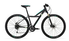 2014 Cannondale Tango SL 29er 3 Women's Mountain Bike Tall Grey NEW