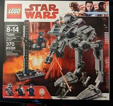 LEGO® Star Wars™ 75201 First Order AT-ST™ NEU//OVP NEW MISB