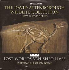 David Attenborough - LOST WORLDS VANISHED LIVES - PUTTING FLESH ON BONE - DVD