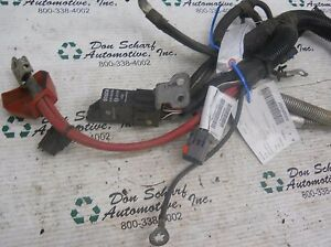 2005 jeep liberty wiring harness battery cable power harness 2 8l rh ebay com Jeep Door Wiring Harness Jeep Grand Cherokee Trailer Wiring Harness