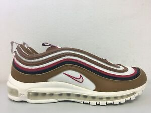 0222f3f195 Nike Air Max 97 TT PRM Pull Tab Ale Brown Sail Gym Red AJ3053-200 ...