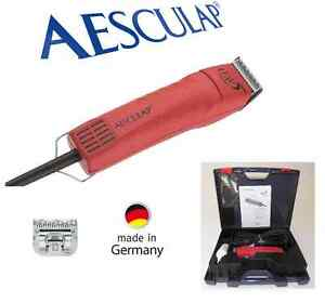 Machine de rasage pour animaux Aesculap Gt105 / Fav 5, Animal Clipper Animal Clippers