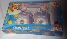 1983 Vintage Care Bears Telephone Set Phones MIB Rare 1980s Very Rare Durham