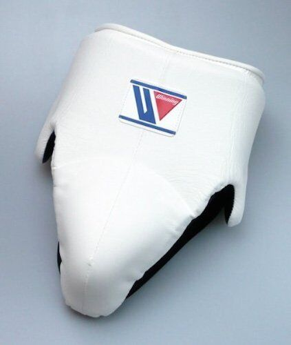 WINNING Boxing Groin Protector CPS-500 White Standard M Size Made in Japan